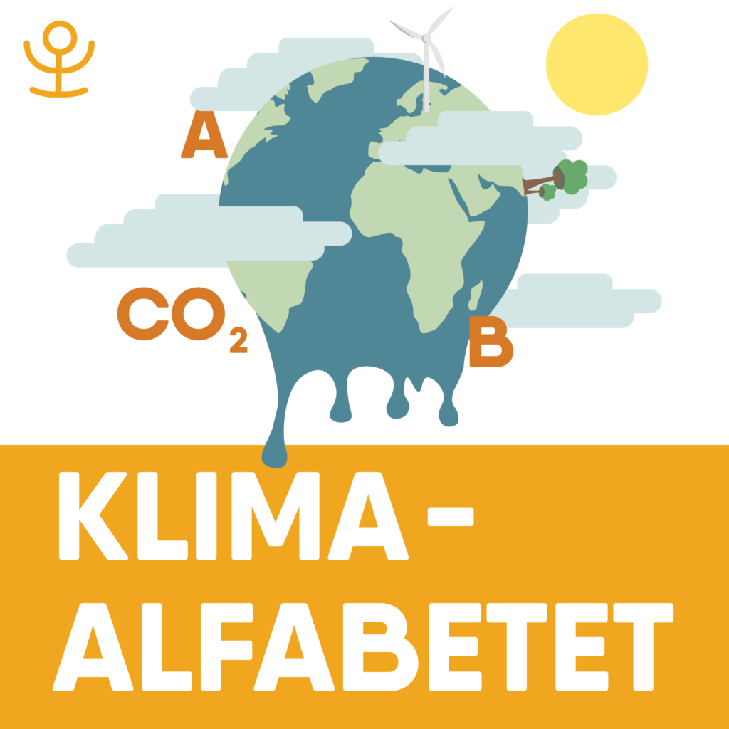 Klimaalfabetet podcast